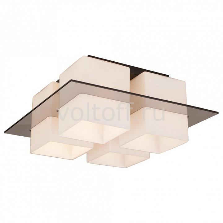 Потолочная люстра ST-LuceПотолочные светильники модерн<br>Артикул - SL540.502.04,Серия - Solido<br>