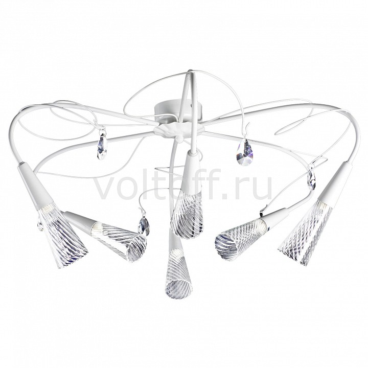 Потолочная люстра LightstarПотолочные светильники модерн<br>Артикул - LS_711060,Серия - Aereo<br>