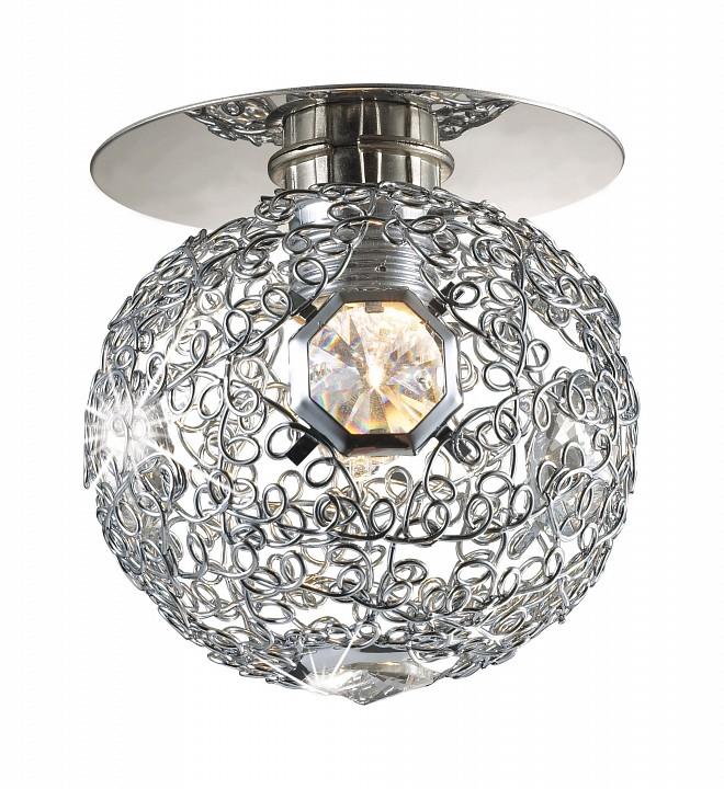 Встраиваемый светильник NovotechЭлитные светильники<br>Артикул - NV_369456,Серия - Lace<br>