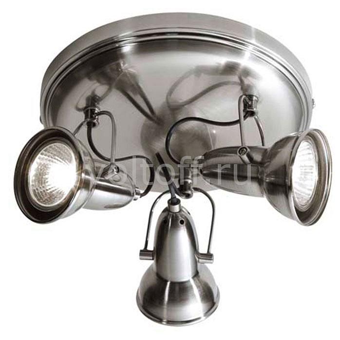 Спот BrilliantМеталлические светильники<br>Артикул - BT_G14534_43,Серия - Nelson<br>