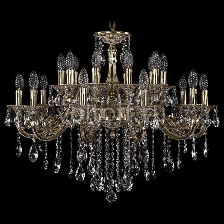 Подвесная люстра Bohemia Ivele CrystalЭлитные светильники<br>Артикул - BI_1703_20_320_B_GI,Серия - 1703<br>