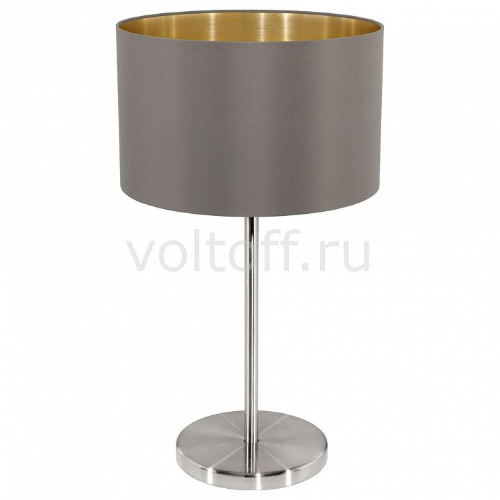 Настольная лампа EgloДекоративные<br>Артикул - EG_31631,Серия - Maserlo<br>