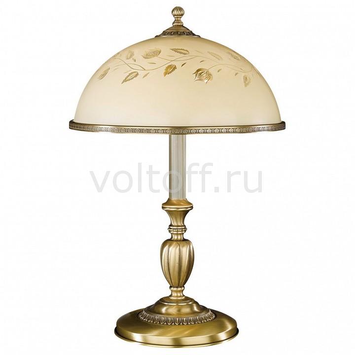 Настольная лампа Reccagni AngeloСветильники под бронзу<br>Артикул - RA_P_6208_G,Серия - 6208<br>