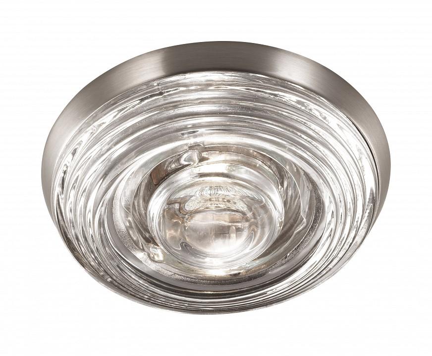 Встраиваемый светильник NovotechПотолочные светильники модерн<br>Артикул - NV_369813,Серия - Aqua<br>