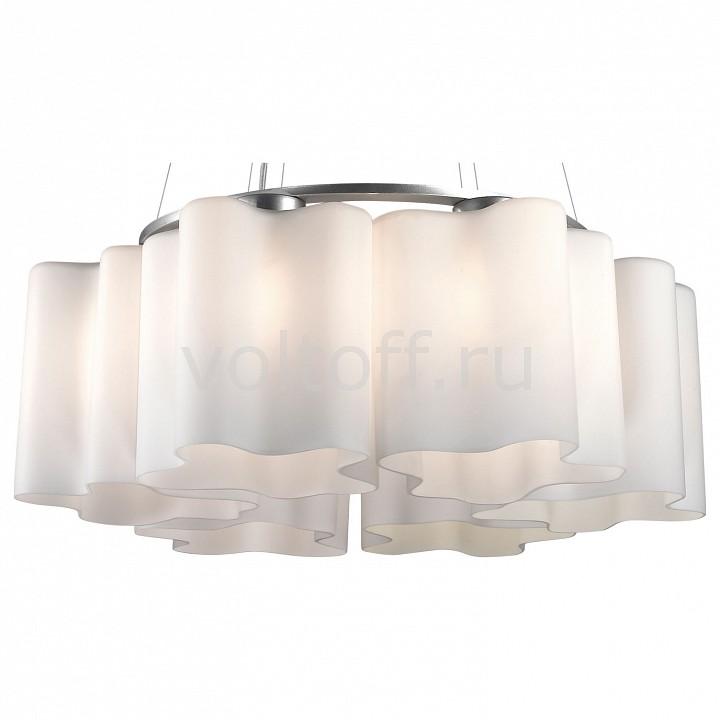Подвесная люстра ST-LuceПотолочные светильники модерн<br>Артикул - SL116.503.06,Серия - Onde<br>