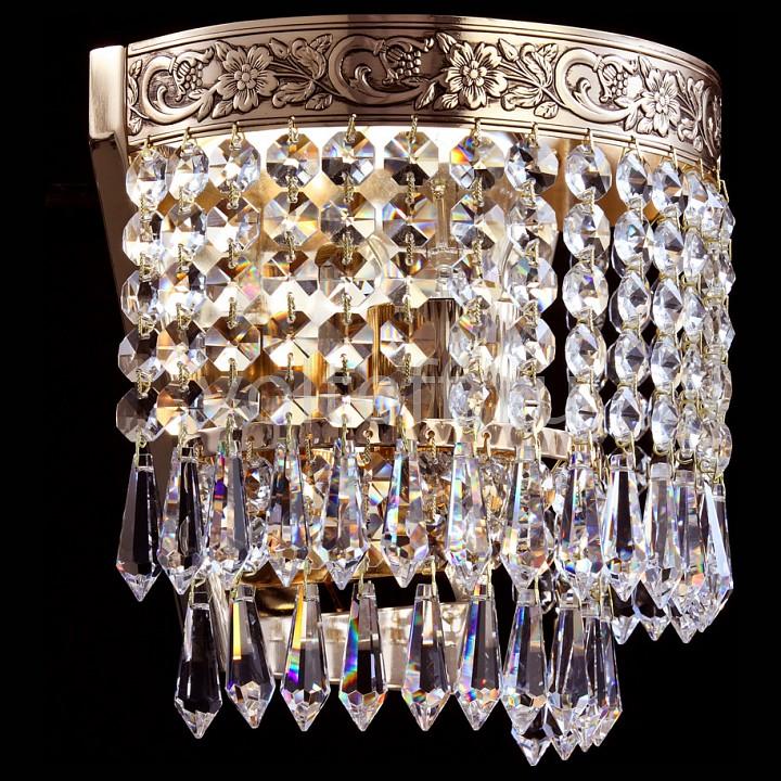 Накладной светильник MaytoniЭлитные светильники<br>Артикул - MY_A890-WB1-G,Серия - Diamant 1<br>