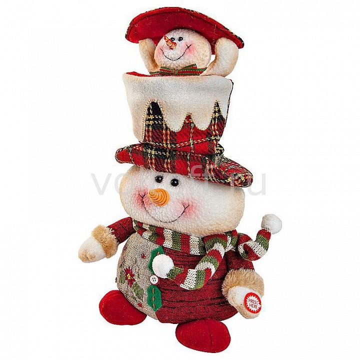 Снеговик Mister Christmas (38 см) музыкальный CHL-364SM