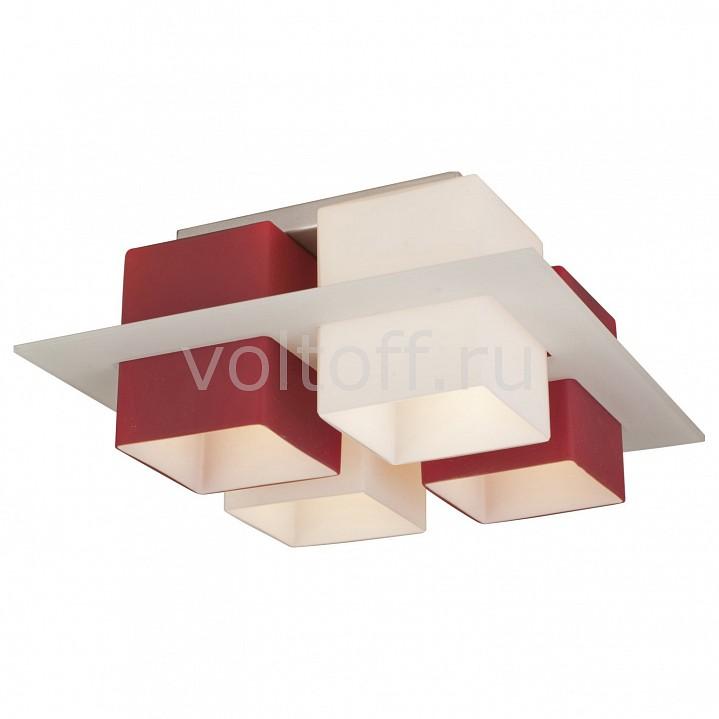 Потолочная люстра ST-LuceПотолочные светильники модерн<br>Артикул - SL540.562.04,Серия - Solido<br>