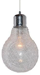 Подвесной светильник Arte LampПодвесные светильники хай тек<br>Артикул - AR_A5088SP-1CC,Серия - Atom<br>