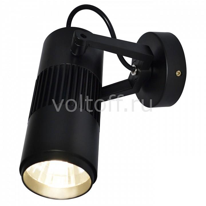 Светильник на штанге Arte LampСветильники для общественных помещений<br>Артикул - AR_A6520AP-1BK,Серия - Track Lights<br>