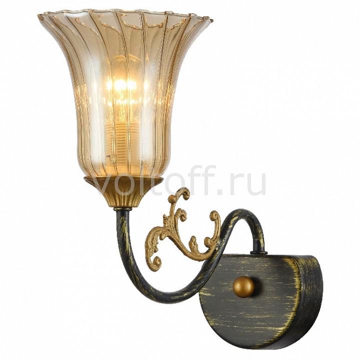 Бра FavouriteКлассические светильники<br>Артикул - FV_1642-1W,Серия - Kamilla<br>