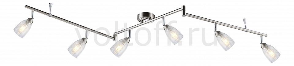Спот GloboСветодиодные светильники<br>Артикул - GB_56023-6,Серия - Crash<br>