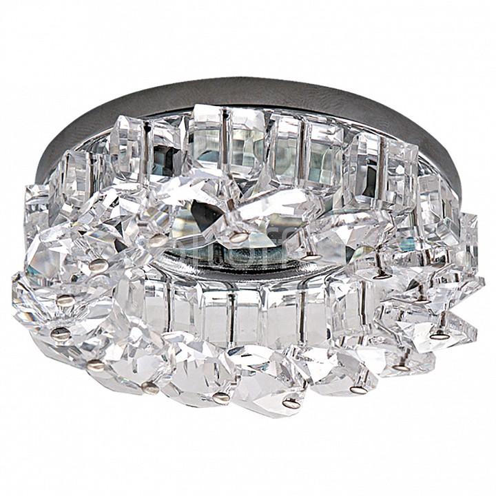Встраиваемый светильник LightstarЭлитные светильники<br>Артикул - LS_030504,Серия - Rocco<br>
