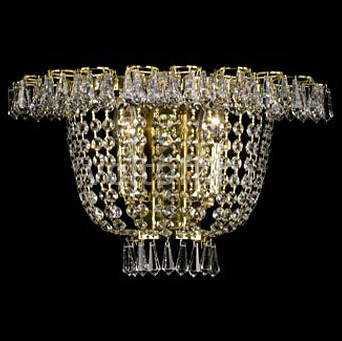 Накладной светильник Preciosa Brilliant 25 1081 002 07 00 00 35