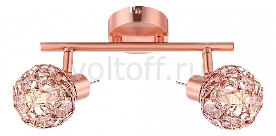 Спот GloboС двумя лампами<br>Артикул - GB_56685-2,Серия - Miranda<br>