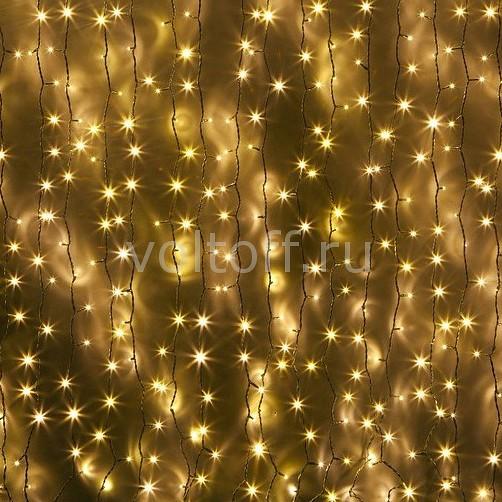 Занавес световой Мастерская Деда Мороза