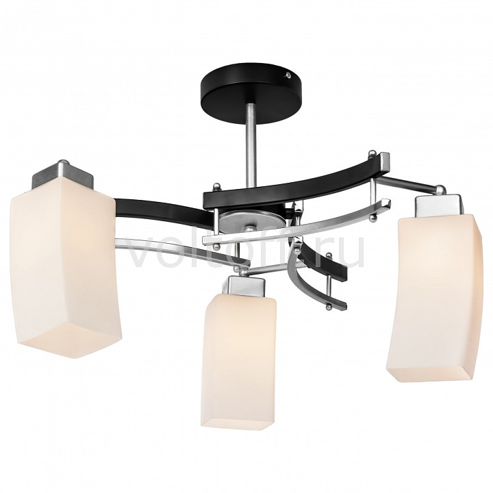 Люстра на штанге SilverLightПотолочные светильники модерн<br>Артикул - SL_230.59.3,Серия - Ploka<br>