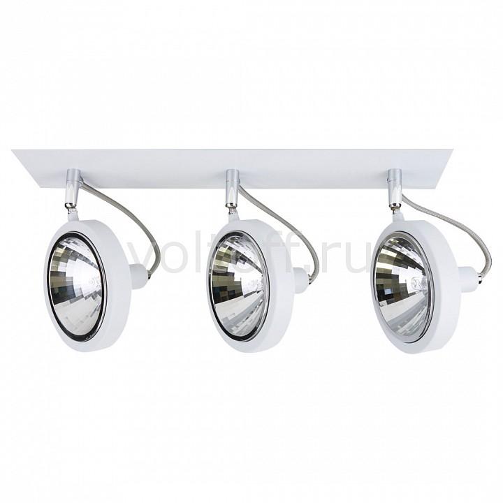 Светильник на штанге LightstarСветильники для общественных помещений<br>Артикул - LS_210336,Серия - Varieta 9<br>