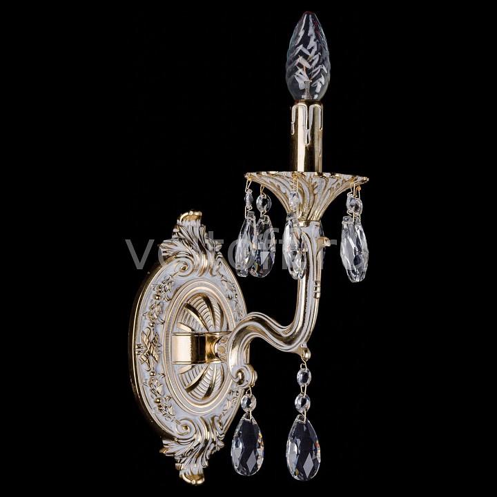 Бра Bohemia Ivele CrystalЭлитные светильники<br>Артикул - BI_1700_1_110_A_GW,Серия - 1700<br>