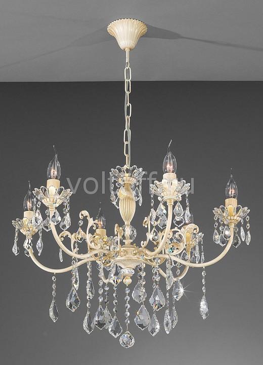 Подвесная люстра La LampadaЭлитные светильники<br>Артикул - LL_L.1063-6.17,Серия - 1063<br>