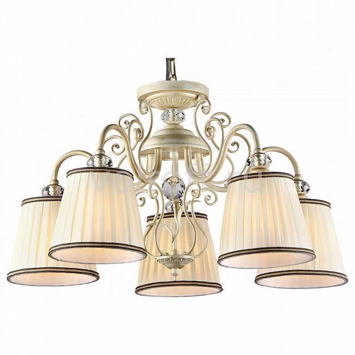 Подвесная люстра MaytoniКлассические потолочные светильники<br>Артикул - MY_ARM420-05-G,Серия - Vintage<br>