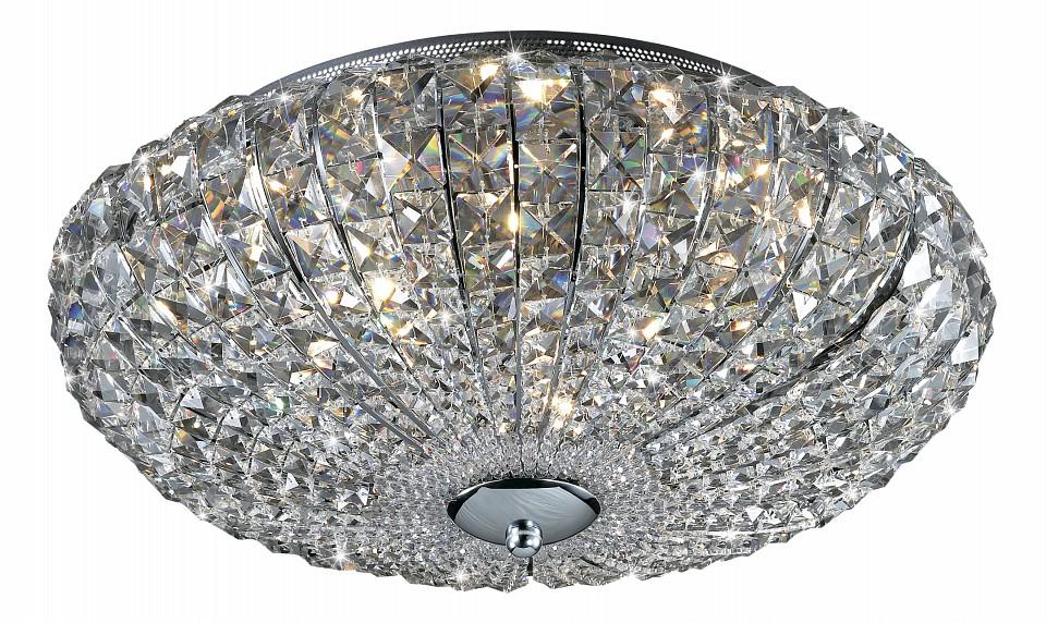 Накладной светильник Odeon LightЭлитные светильники<br>Артикул - OD_2716_6C,Серия - Adora<br>