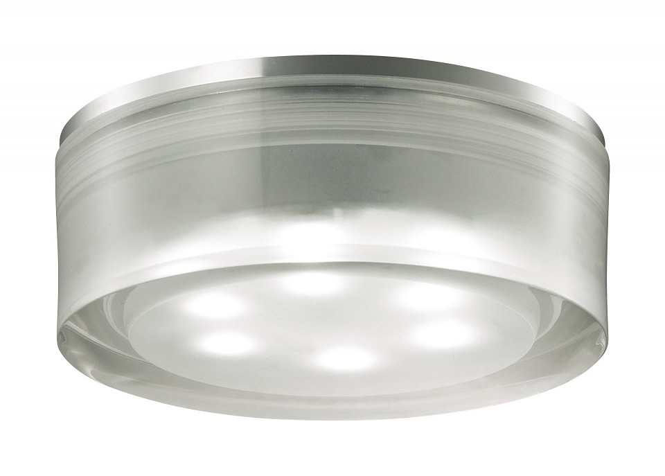 Встраиваемый светильник NovotechСветодиодные встраиваемые светильники<br>Артикул - NV_357052,Серия - Ease<br>