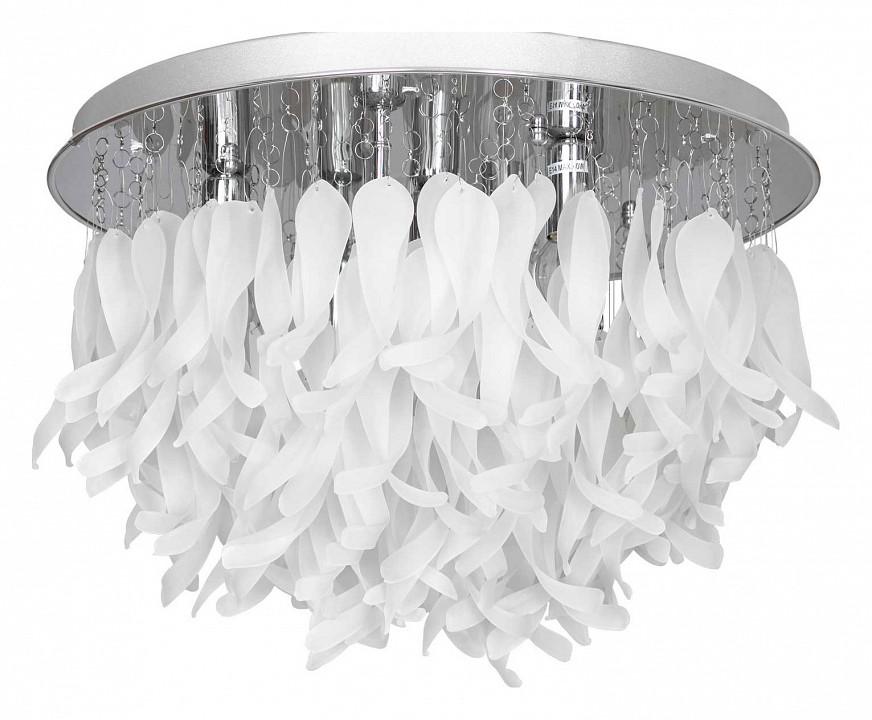 Потолочная люстра LussoleПотолочные светильники модерн<br>Артикул - LSA-5603-07,Серия - Como<br>