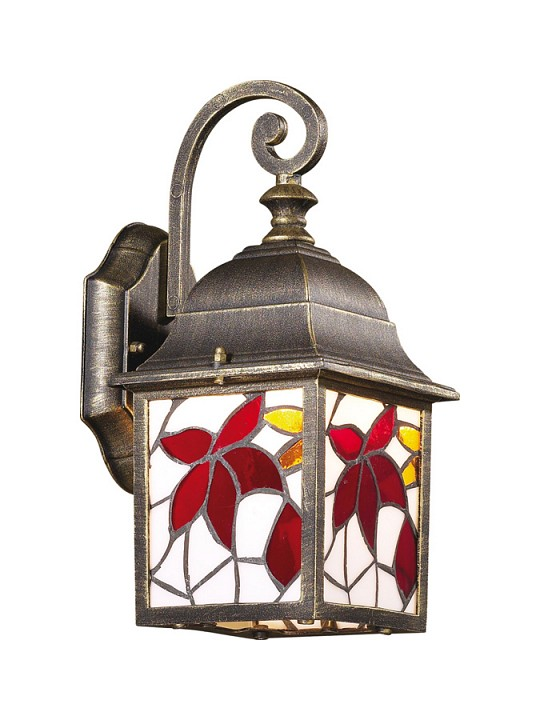 Светильник на штанге Odeon LightСветильники под бронзу<br>Артикул - OD_2308_1W,Серия - Lartua<br>