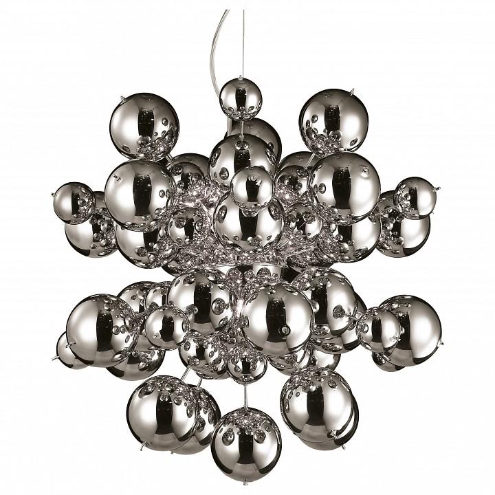 Подвесная люстра Arte LampПотолочные светильники модерн<br>Артикул - AR_A8313SP-9CC,Серия - Molecule<br>