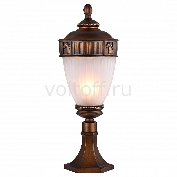 Наземный низкий светильник FavouriteКлассические светильники<br>Артикул - FV_1335-1T,Серия - Misslamp<br>