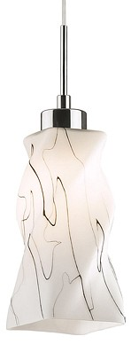 Подвесной светильник Odeon LightПодвесные светильники модерн<br>Артикул - OD_2285_1C,Серия - Zoro<br>