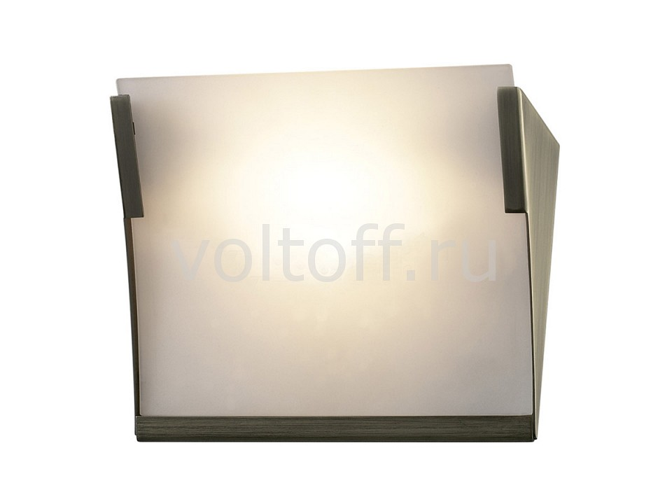 Накладной светильник Odeon LightСветильники под бронзу<br>Артикул - OD_2021_1W,Серия - Lan<br>