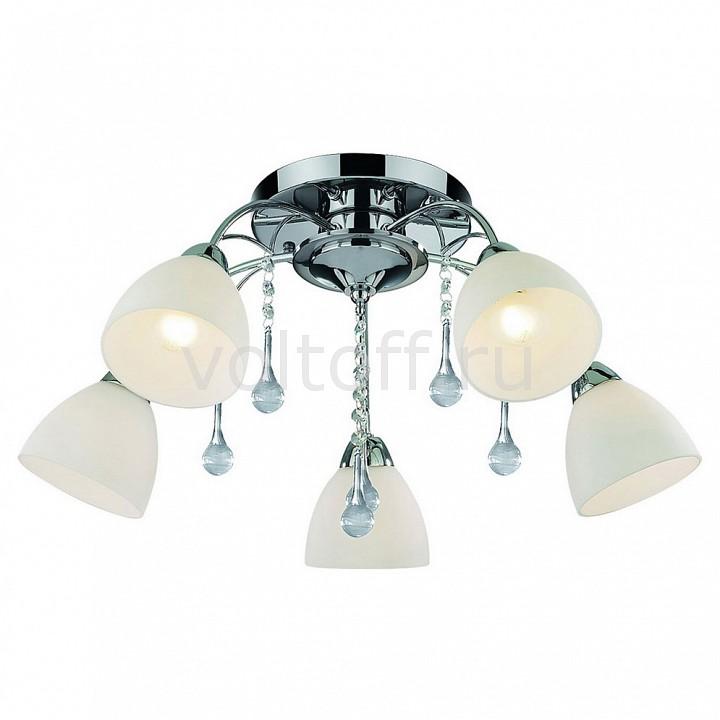 Потолочная люстра FavouriteПотолочные светильники модерн<br>Артикул - FV_2603-5U,Серия - Charme<br>