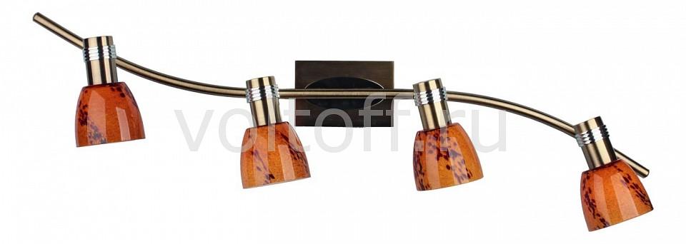Спот OmniluxСветильники под бронзу<br>Артикул - OM_OML-22001-04,Серия - OM-220<br>