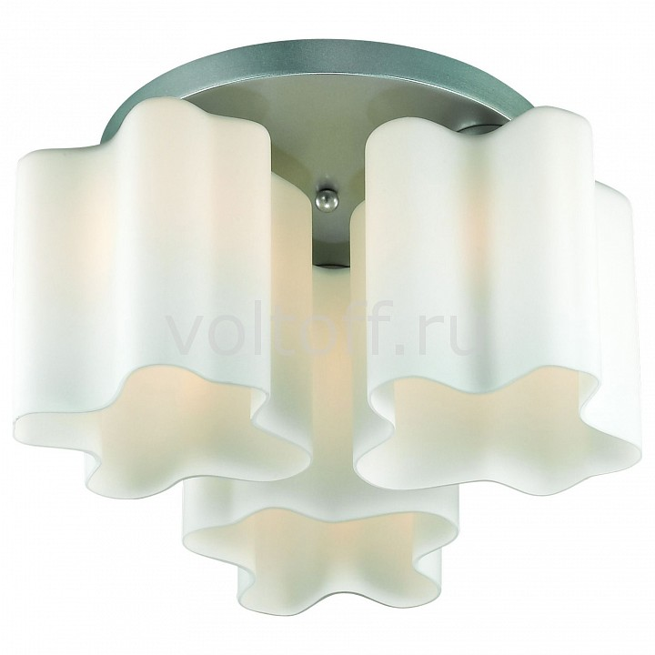 Потолочная люстра ST-LuceПотолочные светильники модерн<br>Артикул - SL116.502.03,Серия - Onde<br>