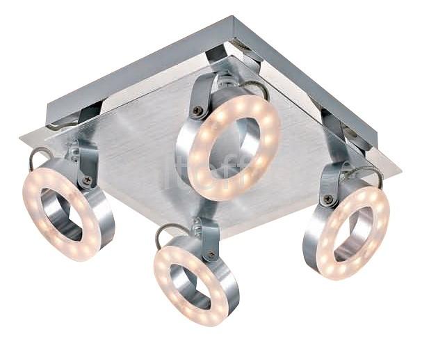 Спот CitiluxСветодиодные светильники<br>Артикул - CL553541,Серия - Бильбо<br>