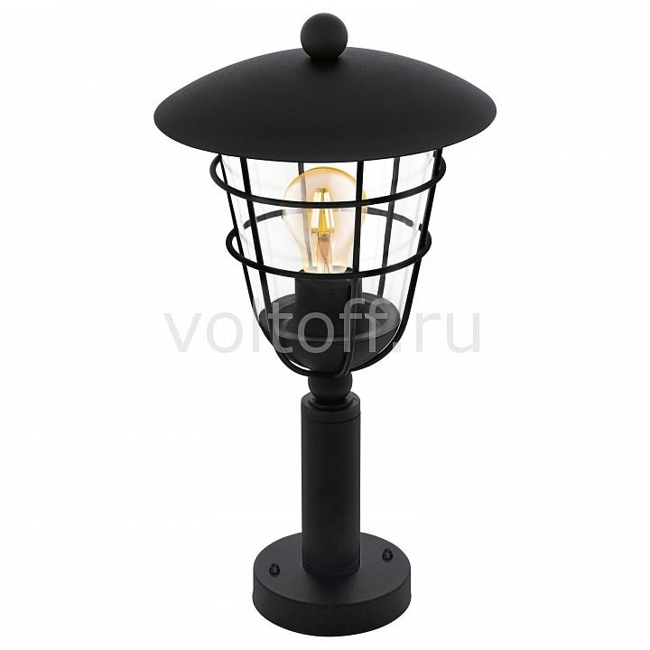 Наземный низкий светильник EgloКлассические светильники<br>Артикул - EG_94835,Серия - Pulfero<br>