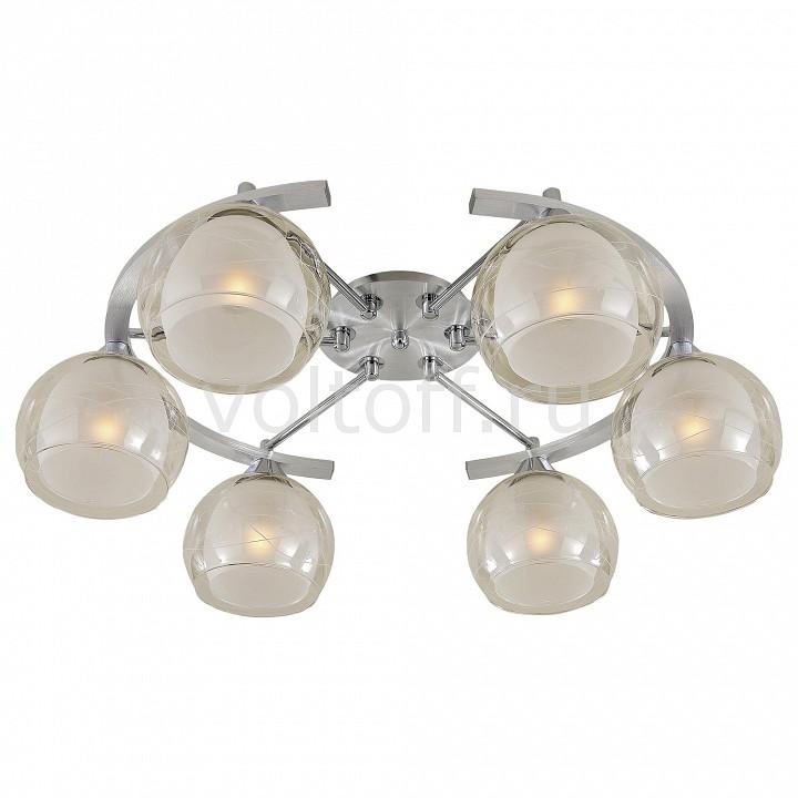 Потолочная люстра CitiluxПотолочные светильники модерн<br>Артикул - CL157162,Серия - Буги<br>