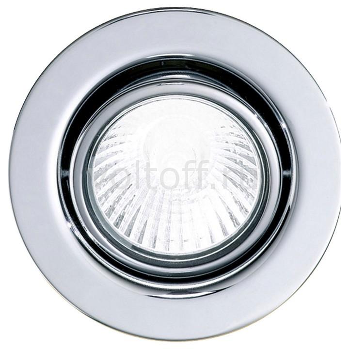 Комплект из 3 встраиваемых светильников Einbauspot 87379