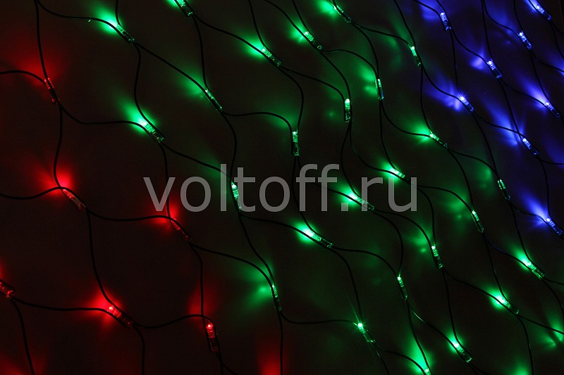 Сеть световая (2x1.5 м) Нет-Лайт 217-119