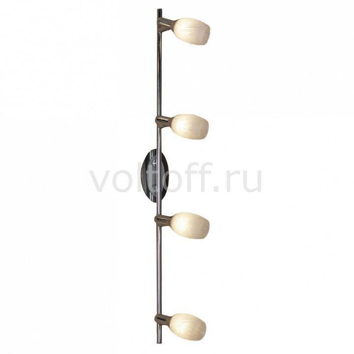 Спот LussoleПотолочные светильники модерн<br>Артикул - LSL-8309-04,Серия - Lissone<br>