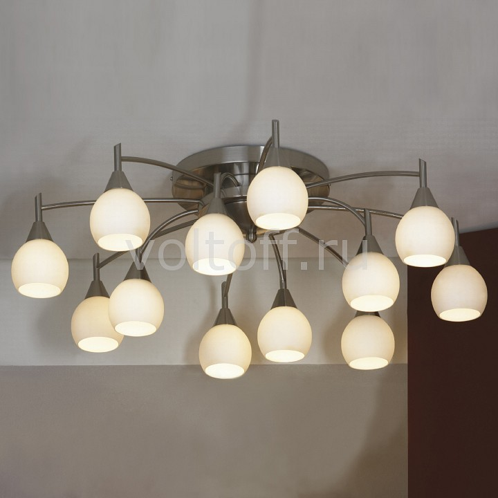 Потолочная люстра Lussole Pitigliano LSC-2607-12