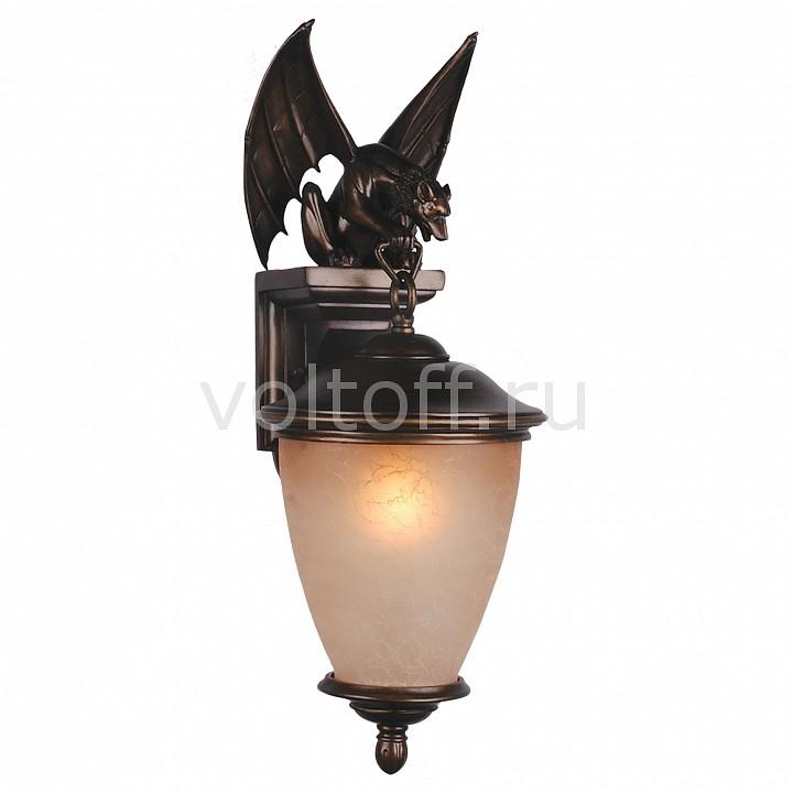 Светильник на штанге FavouriteСветильники под бронзу<br>Артикул - FV_1338-1W,Серия - Guards<br>