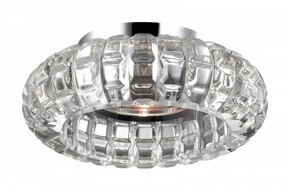 Встраиваемый светильник NovotechЭлитные светильники<br>Артикул - NV_369597,Серия - Storm<br>