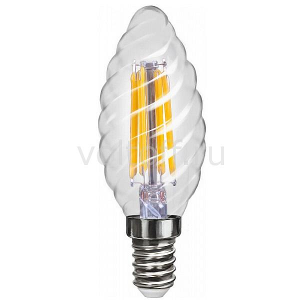 Лампа светодиодная Voltega E14 220В 4Вт 4000K Loft VG1-CC1E14cold4W-F