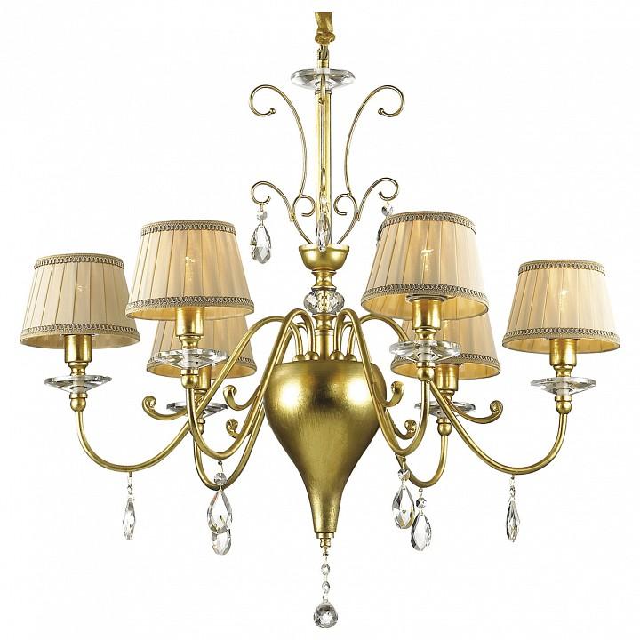 Подвесная люстра Odeon LightКлассические потолочные светильники<br>Артикул - OD_2937_6,Серия - Alpes<br>