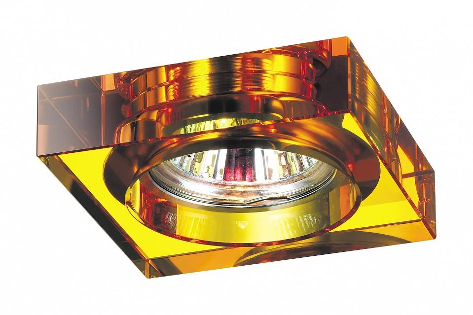 Встраиваемый светильник NovotechПотолочные светильники модерн<br>Артикул - NV_369485,Серия - Glass<br>