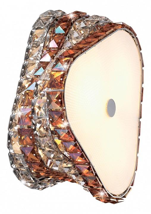 Накладной светильник Odeon LightЭлитные светильники<br>Артикул - OD_2606_3W,Серия - Astli<br>