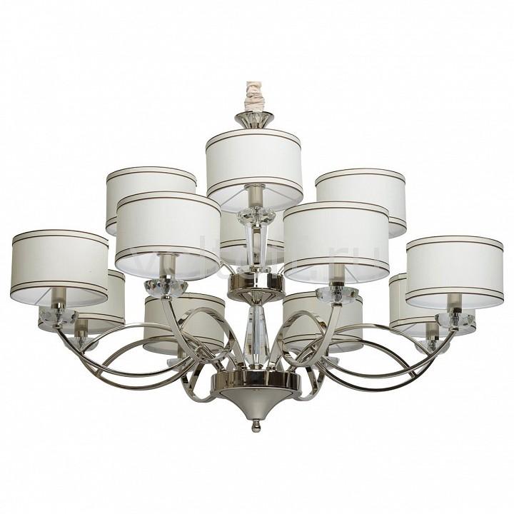 Подвесная люстра ChiaroКлассические потолочные светильники<br>Артикул - CH_386015012,Серия - Палермо 11<br>